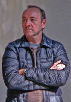 Kevin Spacey (Photo courtesy of Vickie Gelber)