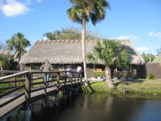 The Seminole Indian Store sells authentic clothes and crafts. (Photo by Jeane Brennan)