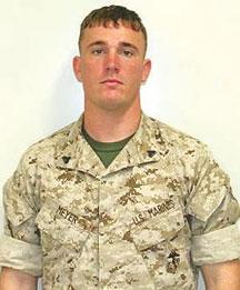 Sgt. Dakota Meyer.
