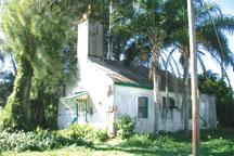 Bula missionary Baptist Church. PHOTO BY MARYA REPKO