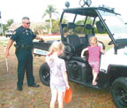 The Marco Island Police Department will be at the April 28th event.
