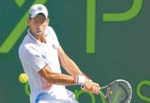 Novak Djokovic Nole. SUBMITTED PHOTO