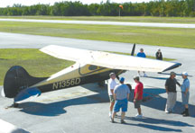 Last Pancake Fly-in, April 28th..