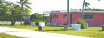 Pink House Motel.