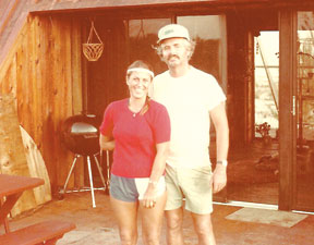 Judy and Monte Innes.
