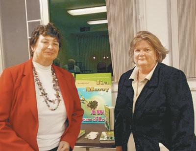 Anne Dalton and Tina Murray.