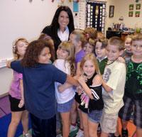 Jeni Fletcher of Big Cypress Elementary