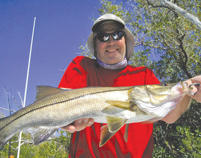 Back Country Snook.