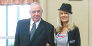 UCMI Members Gary Grant and Beverly Kilpatric