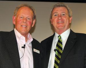 Ken Gandy and Alan Rice