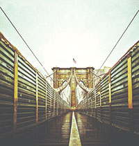 Brooklyn Bridge, New York, NY