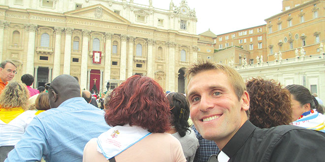 St. Peter's Square. SUBMITTED PHOTOS