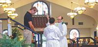 Sending Forth Blessing (San Marco)