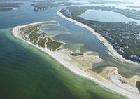 Aerial photo by Humiston & Moore Engineering Inc. taken September 2013.