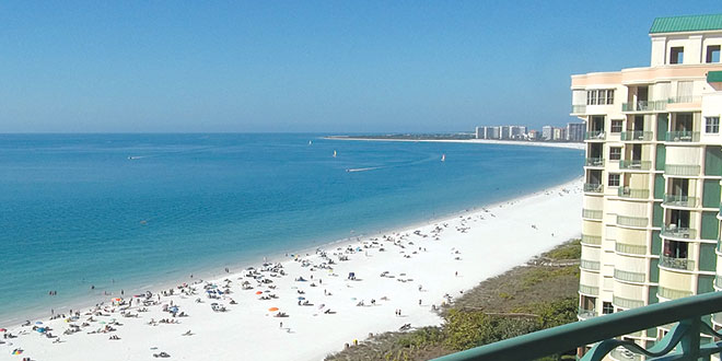 A beach view from Cape Marco. SUBMITTED PHOTO