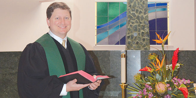 Rev. Dr. Mark Williams. SUBMITTED PHOTO