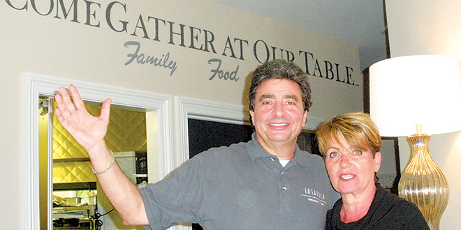 Marco Island restaurateurs Guy and Lisa Verdi discuss their dining philosophy.