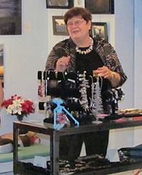 Lindy Kowalczyk's handmade jewelry.