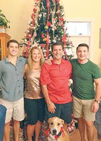 The Galiana Family.
