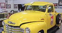 A 1953 Chevrolet 3100 pickup truck.