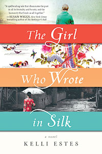 The Girl Who Wrote in SilkBy Kelli EstesSourcebooks Landmark, July 7, 2015 - 400 pagesGenre: Women's FictionCollier County Public Library: Yes