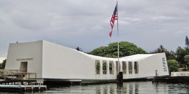 Pearl Harbor/Arizona Memorial