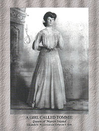 A Girl Called Tommie - Perdichizzi's book was the basis for her performance
