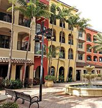 A water direct condominium.