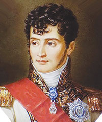 Jerome Bonaparte, brother of Napoleon and grandfather of U.S. Attorney General Charles J. Bonaparte, considered to be the founder of the FBI.