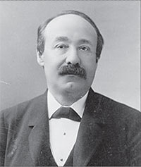 Submitted PhotosU.S. Attorney General Charles J. Bonaparte, who in Teddy Roosevelt's cabinet may have used some of the fighting qualities of his Great Uncle Napoleon Bonaparte, in creating the FBI.