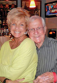 Dick and Debra Shanahan. Submitted Photo