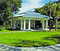 Goodland's Margood Park Pavilion