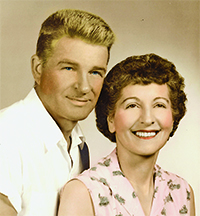 LeRoy and Stefanie Eaton, Roy's parents.