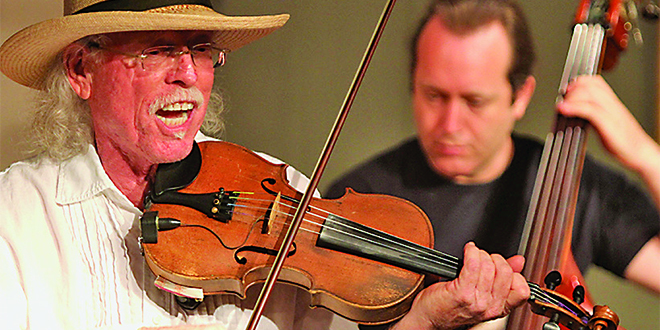 The Florida Fiddler Show features JRobert Houghtaling and his son Martin.